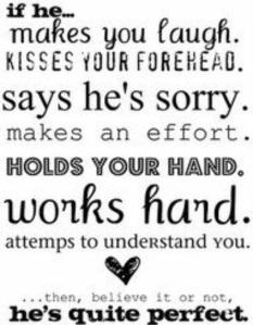 if he
