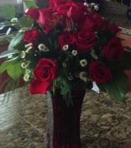 vday roses